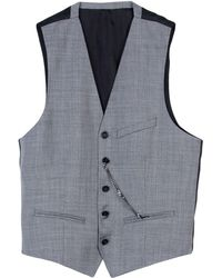 The Kooples Vest - Gray