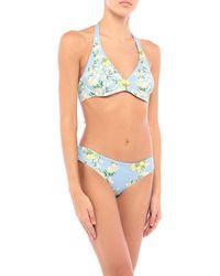 Raffaela D'angelo Bikini - Blue