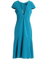 MILLY Vestito al ginocchio - Blu