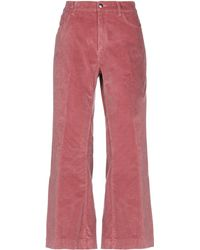 The Seafarer Casual Trousers - Pink