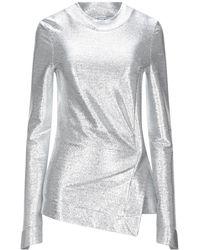 Paco Rabanne Sweater - Metallic