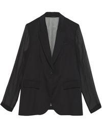 Elie Tahari Suit Jacket - Black
