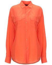 Ralph Lauren Black Label Camisa - Naranja