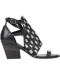 Pantanetti Sandals - Black