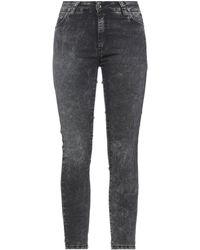 Souvenir Clubbing Denim Trousers - Black