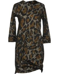 Vivienne Westwood Anglomania - Short Dress - Lyst