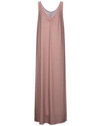 Verdissima Langes Kleid - Lila
