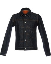 Edwin - Denim Outerwear - Lyst