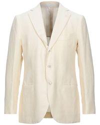 Cesare Attolini Suit Jacket - White