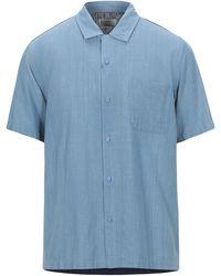 Universal Works Shirt - Blue