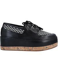 Rodo Lace-up Shoe - Black