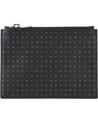 Calvin Klein Men s Ethan Nylon Laptop Bag in Black for Men - Lyst 7967d456b2af0