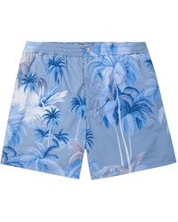 Tod's Swimming Trunks - Blue