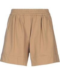 Brunello Cucinelli Shorts - Natural