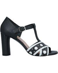 Emanuela Passeri Sandals - Black