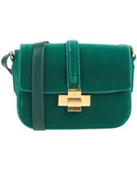N°21 Shoulder Bag - Green