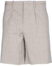945d75348f5 Saint Laurent Tailored Shorts in Black for Men - Lyst