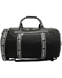 Michael Kors Travel Duffel Bags - Black