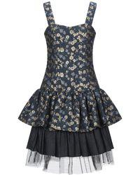I'm Isola Marras Short Dress - Multicolour