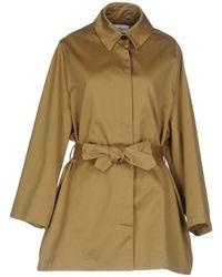 Barena - Overcoat - Lyst