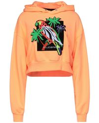 Filles A Papa Sweatshirt - Orange