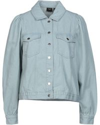 Vero Moda Denim Outerwear - Blue