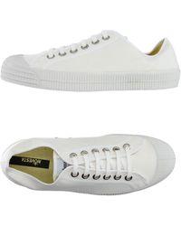 Novesta Low Sneakers & Tennisschuhe - Weiß