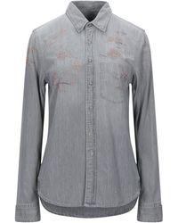 Mother Camisa - Gris