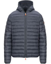Save The Duck Synthetic Down Jacket - Grey