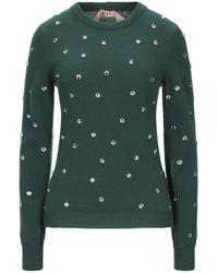 N°21 Pullover - Verde