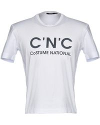 CoSTUME NATIONAL - T-shirt - Lyst