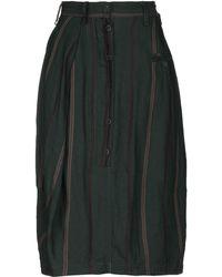 Rundholz 3/4 Length Skirt - Green