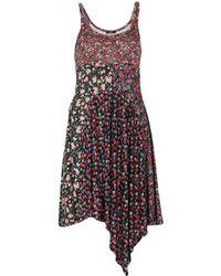 Goen.J - Short Dress - Lyst
