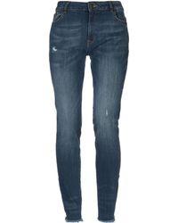 DL1961 Pantalon en jean - Bleu