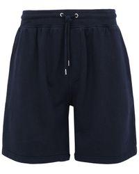 COLORFUL STANDARD Shorts & Bermuda Shorts - Blue