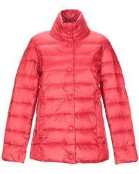 Romeo Gigli Synthetic Down Jacket - Red