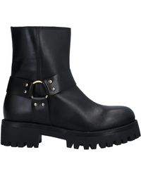Carla G Ankle Boots - Black