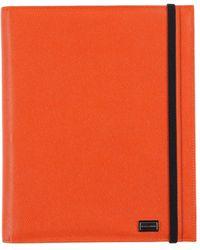 Dolce & Gabbana Cover & Hüllen - Orange
