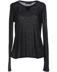 Tru Trussardi T-shirt - Black