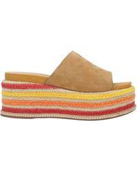 Elvio Zanon Sandals - Multicolour