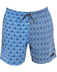 Stella McCartney Swim Trunks - Blue