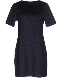 Anonyme Designers - Short Dress - Lyst