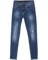 Frankie Morello - Pantaloni jeans - Lyst