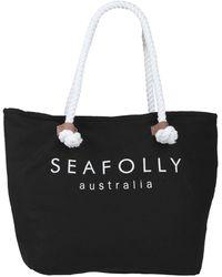 Seafolly Shoulder Bag - Black