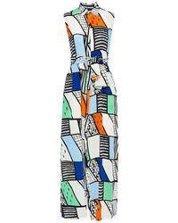Novis Long Dress - White
