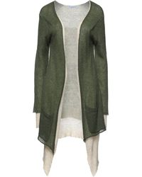 LE SARTE DEL SOLE Cardigan - Green
