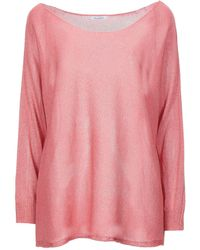 NUALY Pullover - Pink