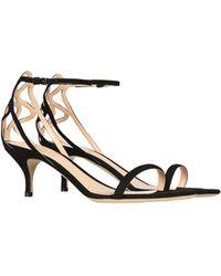 Giorgio Armani Sandals - Black