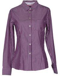 North Sails Long Sleeve Shirt - Purple