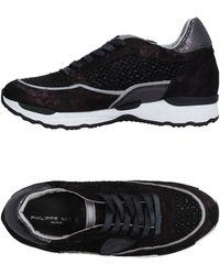 Philippe Model Sneakers & Tennis basses - Noir